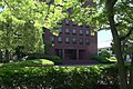 Yamanashi Gakuin University The 40th anniversary memory building.JPG