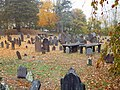 Ye Towne's Ancientest Buriall Place, New London, CT.jpg