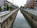 Yogenjigawa, river, Hyogo, Japan.JPG