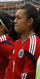 Yoreli Rincón Colombian footballer