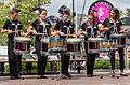 Young drummers, bagadig Roñsed mor, Vannes, Morbihan.jpg