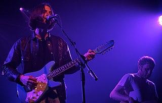 Younghusband (band) English rock band