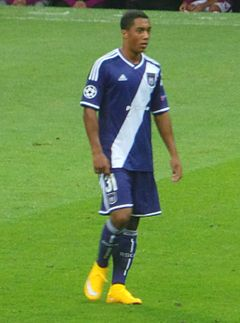 Youri Tielemans (2014)