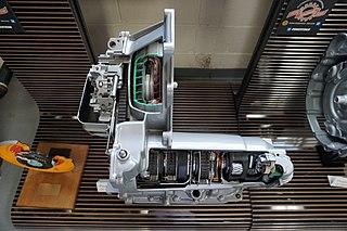 Turbo-Hydramatic 125 Motor vehicle