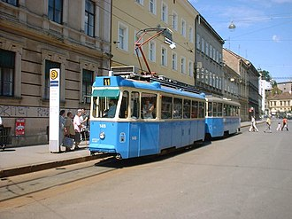 Trams in Zagreb - TMK 101 served Zagreb for over fifty years before retirement in December 2008.