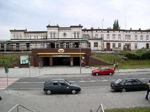 Żary - Train Station in Żary