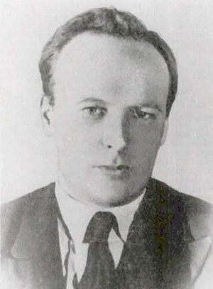 Yevgeny Zavoisky - Image: Zavoisky