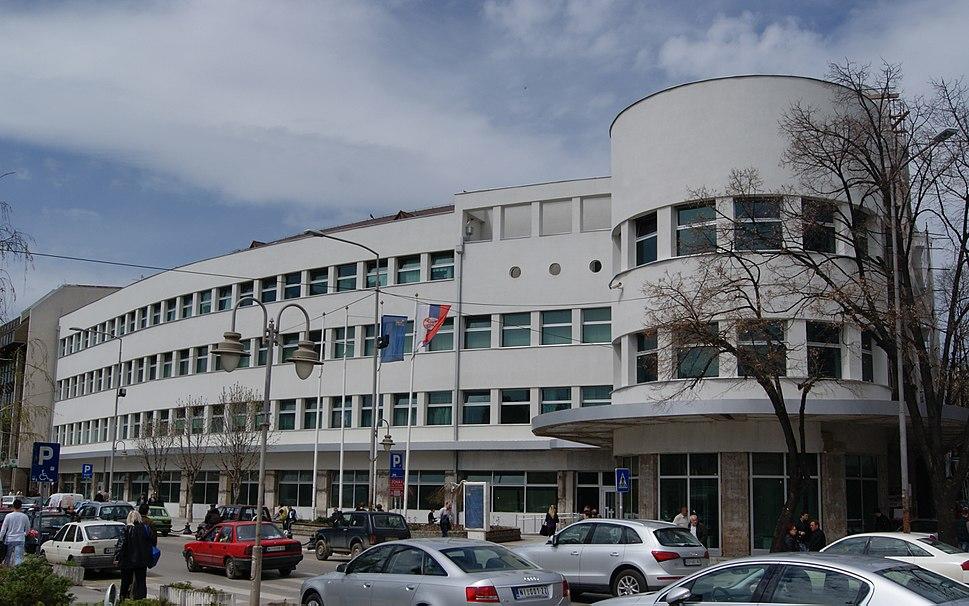 Zgrada opštine Niš