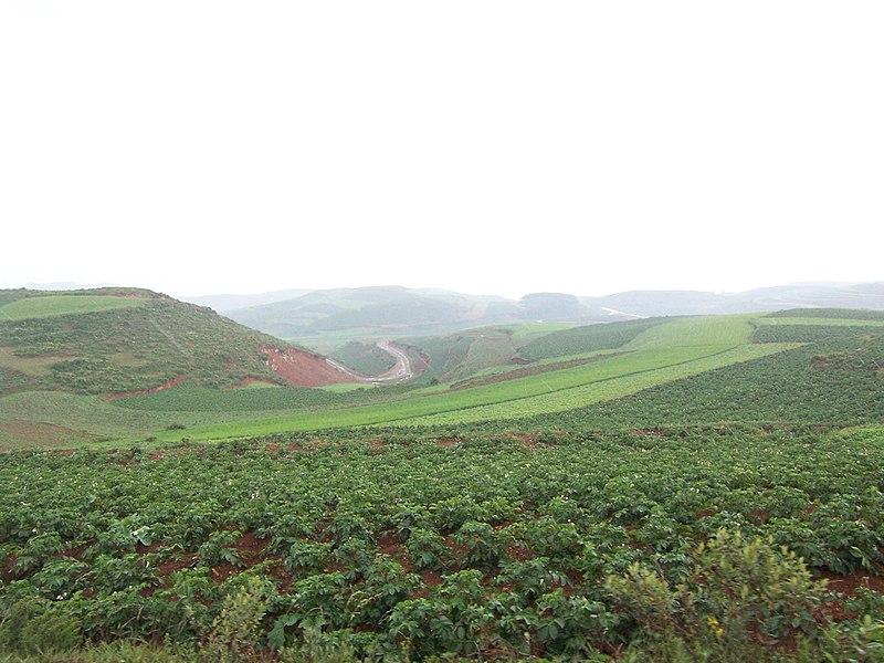 File:Zhaoyang, Zhaotong, Yunnan, China - panoramio - hilloo (112).jpg