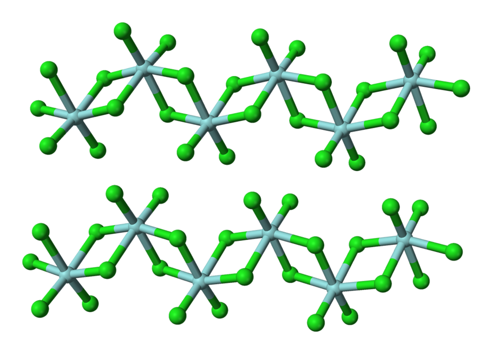 Zirconium-tetrachloride-3D-balls-A