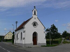 Aulendorf - Saint George's chapel, Aulendorf-Zollenreute