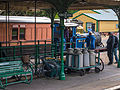 """Bluebell"" arriving at Horstead Keynes (9129389769).jpg"