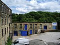 """Chicago Coating Company"" part of Weir Mill - geograph.org.uk - 479680.jpg"
