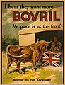 """I hear they want more Bovril. My place is at the front"" LCCN2003668493.jpg"