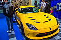 """ 13 Fiat-Chrysler SRT Viper orange super sportcars at NAIAS 2013 2.jpg"