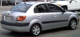 '06 Kia Rio Sedan -- Rear.jpg