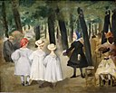 'Children in the Tuileries Garden' by Édouard Manet, c. 1861-2.JPG