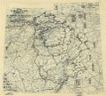 (April 2, 1945), HQ Twelfth Army Group situation map. LOC 2004631923.tif