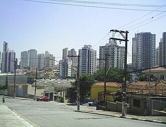Água Rasa - Image: Água Rasa, São Paulo City S2020008