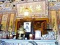 Án thờ Vua Khải Định tại Ứng Lăng 2.JPG