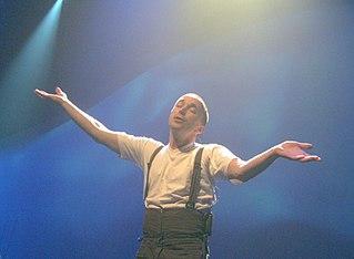 Åsleik Engmark Norwegian comedian, actor and director