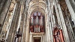 Église Saint-Eustache, Paris June 2011.jpg