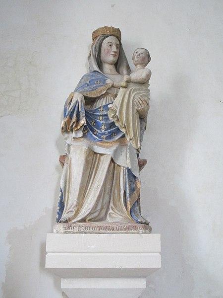 Église Saint-Germain-le-Gaillard (Manche)
