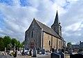 Église Saint-Loup de Saint-Loup (Manche). Vue sud-ouest.jpg