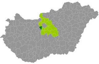 Érd District Districts of Hungary in Pest