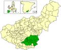 Órgiva, partido judicial nº5 de Granada.png