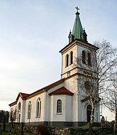 Fil:Ödsmåls kyrka.jpg