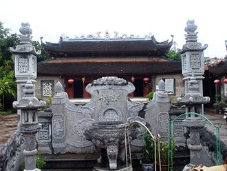 Lào Cai - Image: Đền Mẫu Lào Cai 2