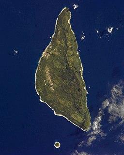 ʻEua Island in Tonga