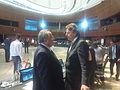 Συνάντηση του Υπουργού Εξωτερικών, Νίκου Κοτζιά, με τον Υπουργό Εξωτερικών της Ολλανδίας, Bert Koenders (Λουξεμβούργο, 5-11-2015) (22386707897).jpg