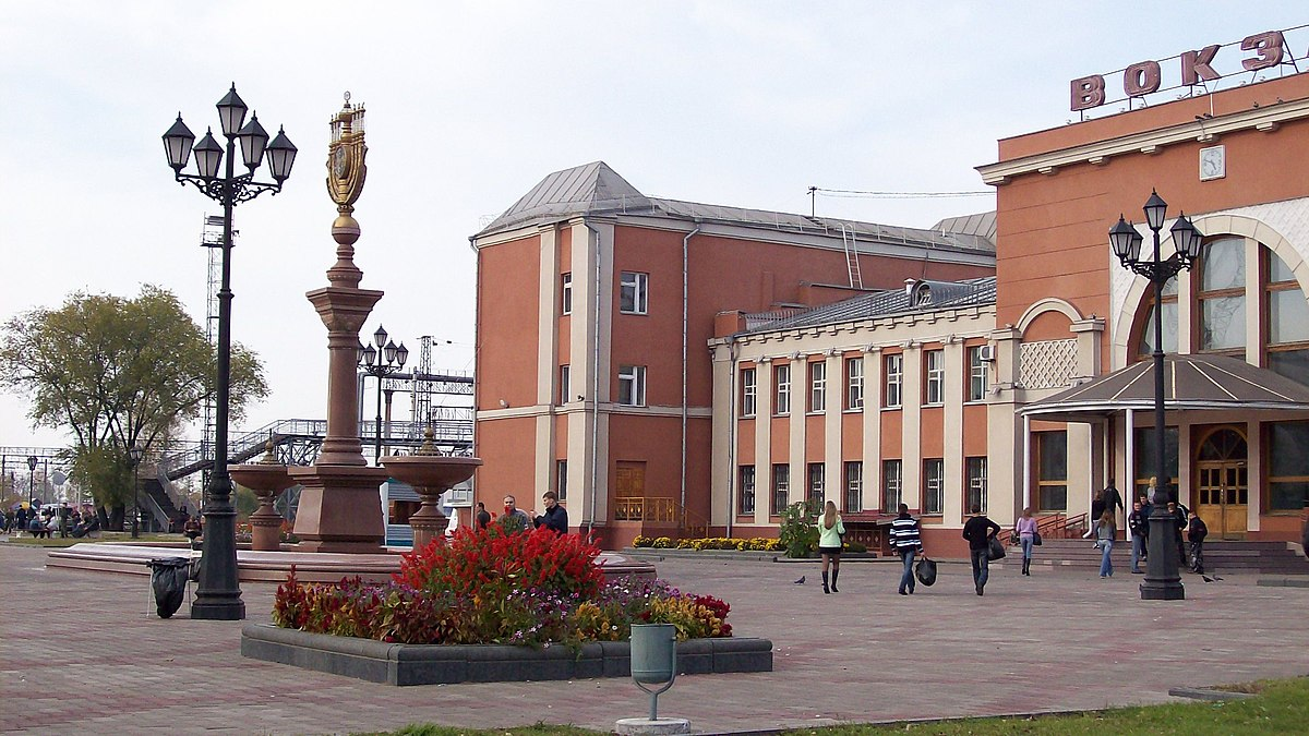 Where is Birobidzhan located: location, description, climate and reviews 70