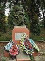Братська могила радянських воїнів,сад тютюнової фабрики.JPG