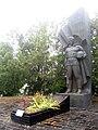 Братська могила радянських воїнів і пам'ятник односельчанам, с.Зелений Гай, Великоновосілківський р-н, Донецька обл.jpg