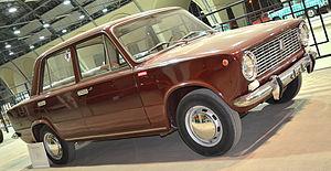 VAZ-2101 - Image: Ваз 2101