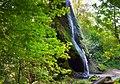 Водоспад у Малієвецькому парку.jpg