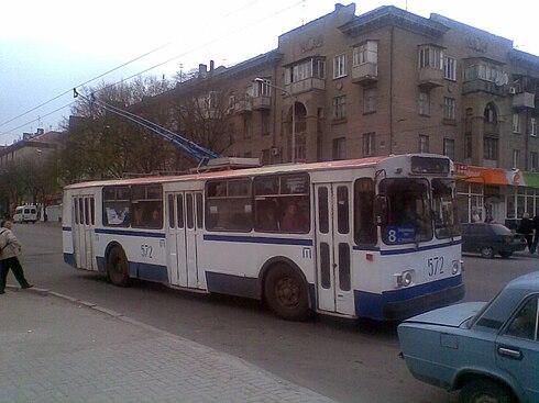 ЗиУ-682В-012 [В0А] на маршруте
