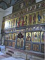 Иконостас Храма Трёх Святителей на Кулишках - panoramio.jpg