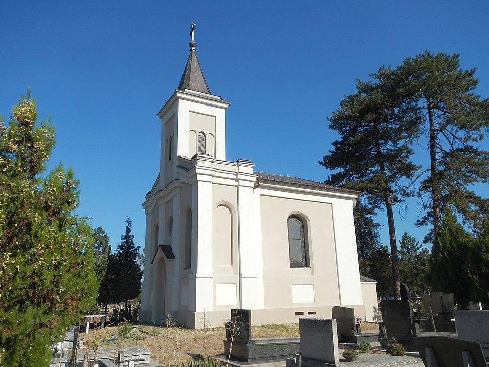 Капела Радић, Православно гробље, Суботица