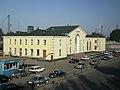 Константиновка, вокзал с востока.jpg