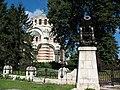 Мавзолей на загиналите в руско-турската война - panoramio - kuchin ster.jpg