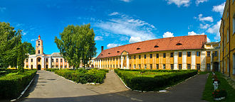 Olyka Castle - The remains of the Radziwill estate in Olyka require urgent repair.