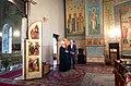 Осмотр итогов реставрации церкви Святых Мучеников Флора и Лавра на Зацепе (2).jpg