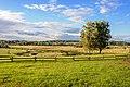 Пушкиногорье. Михайловское, вид на долину реки Сороть.jpg