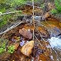 Самоизлив шахтных вод шахты Калинина, Губаха - panoramio (7).jpg
