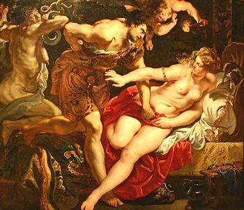 Image result for Питер Пауль Рубенс «Тарквиний и Лукреция». ок. 1609 — 1611 Серия к