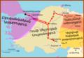 Արևելյան Անատոլիան և խաչակրաց պետությունները 1101 թվականին.png